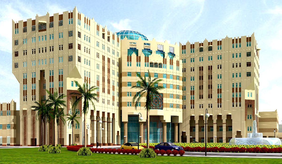 EMDAD - University of Dammam Hospital